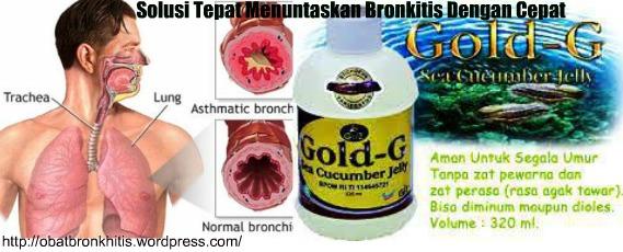 obat bronkitis tradisional
